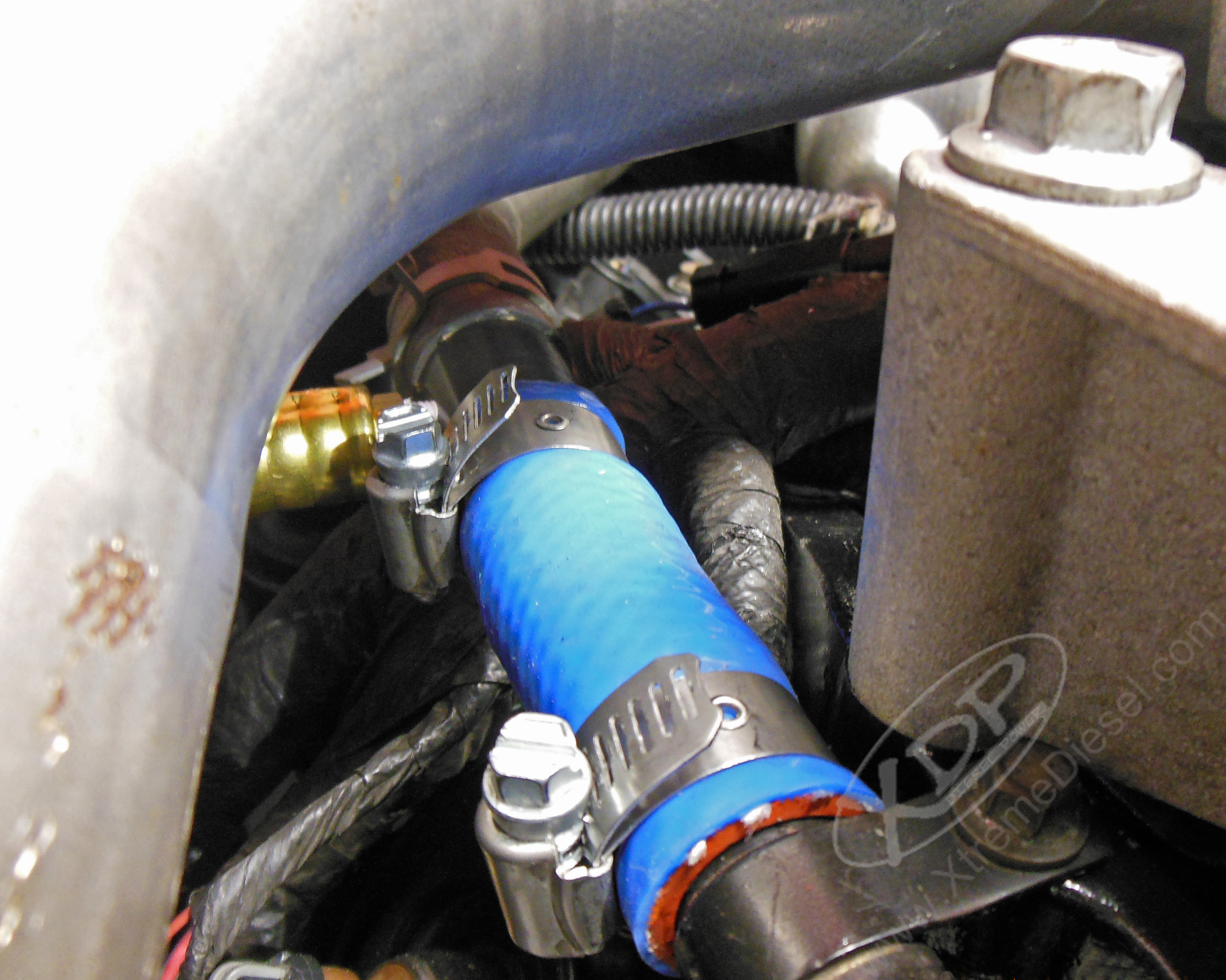Xdp S 6 0l Coolant Filtration System Installation Xdp