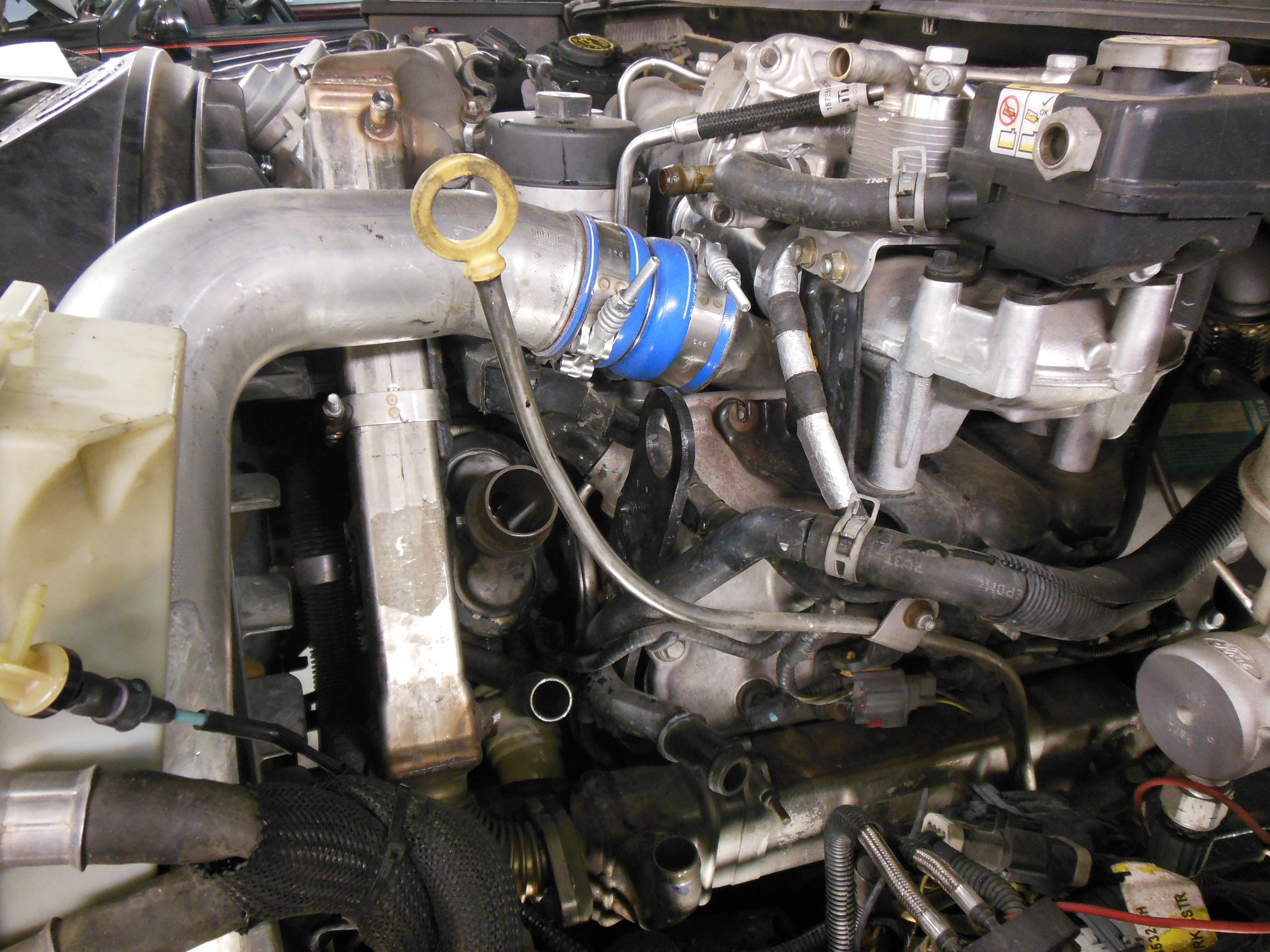 Xdp S Ford 6 4l Egr Delete Installation Xdp Xtreme