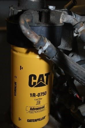 Xdp S Duramax Cat Fuel Filter Adapter Installation Xdp