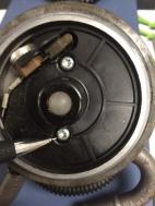 T20 Torx bit screws